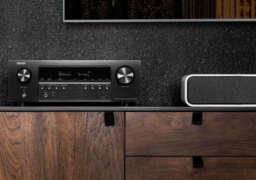 Neue 8K-AV-Receiver der S-Serie von Denon mit 5.2 und 7.2 Sound für Heimkino, HiFi und Gaming