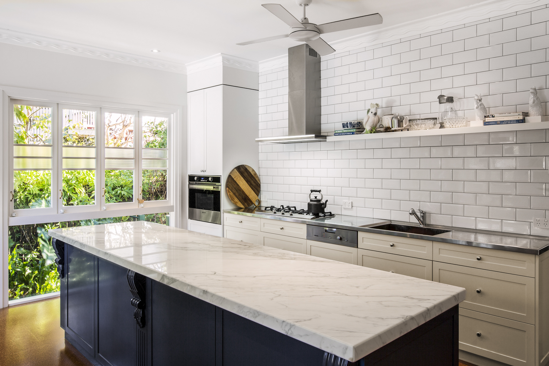 kitchens brisbane - design and renovations | konstruct interior