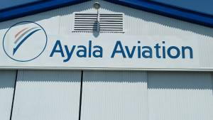 Ayala Aviation hanger