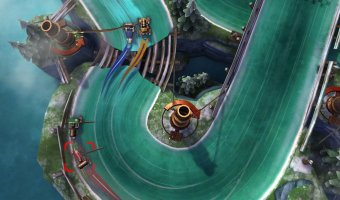 slingshot racing am iPad