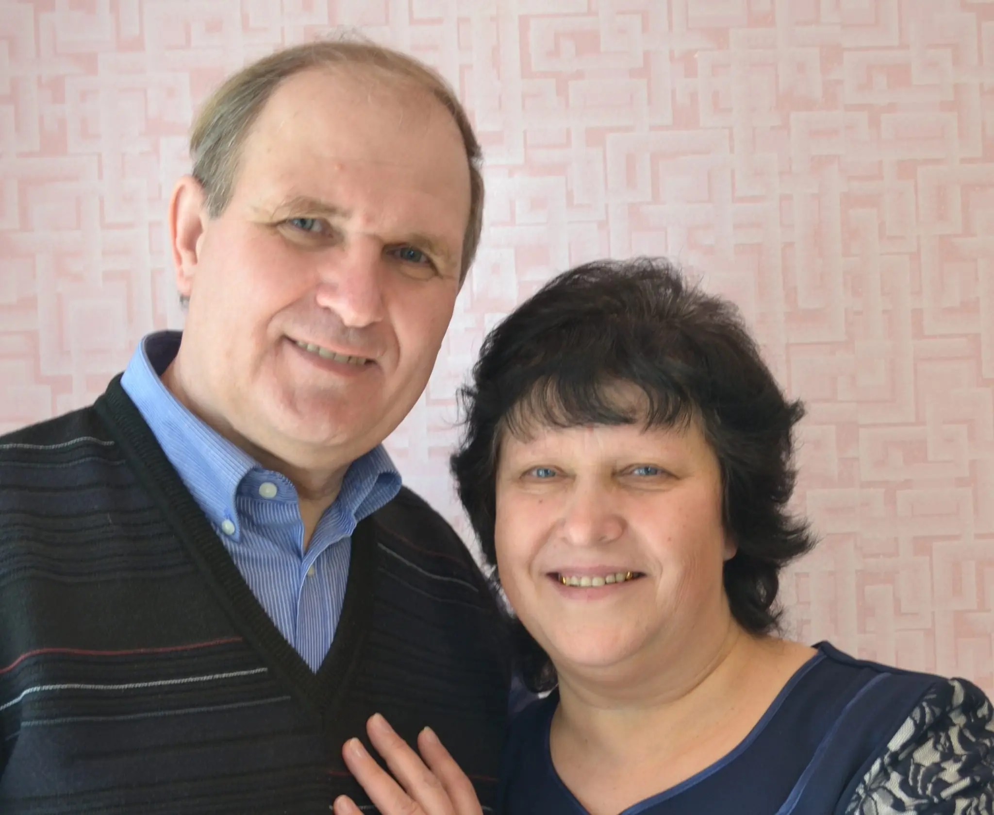 Alexander and Tatiyana Zigalenko