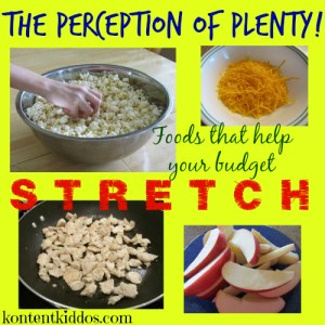 Foods That Help a Budget Stretch