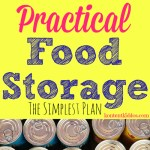 Practical Food Storage