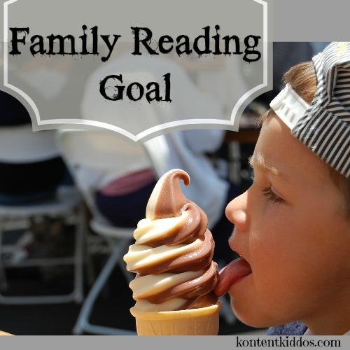 family reading goal