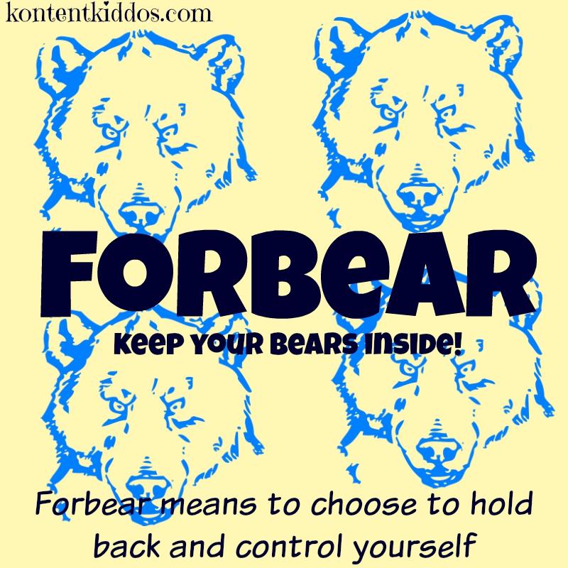 Forbear Printable