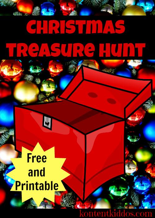 christmas-teasure-hunt