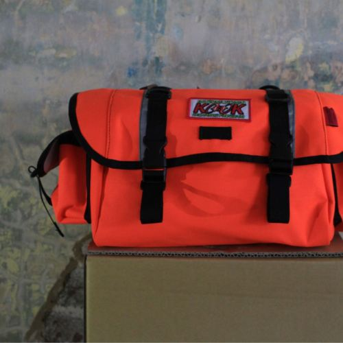 Kook Exchange Swift Industries Saddle Bag