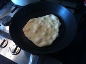 zelf tortilla bakken