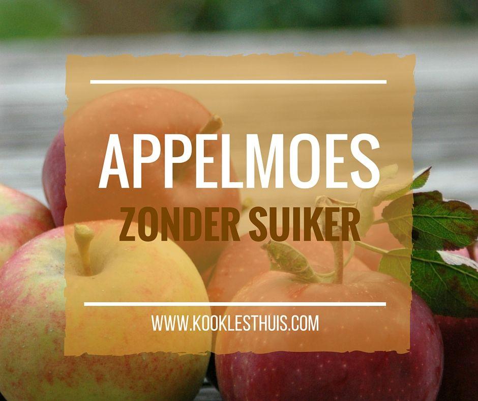 appelmoes-zonder-suiker