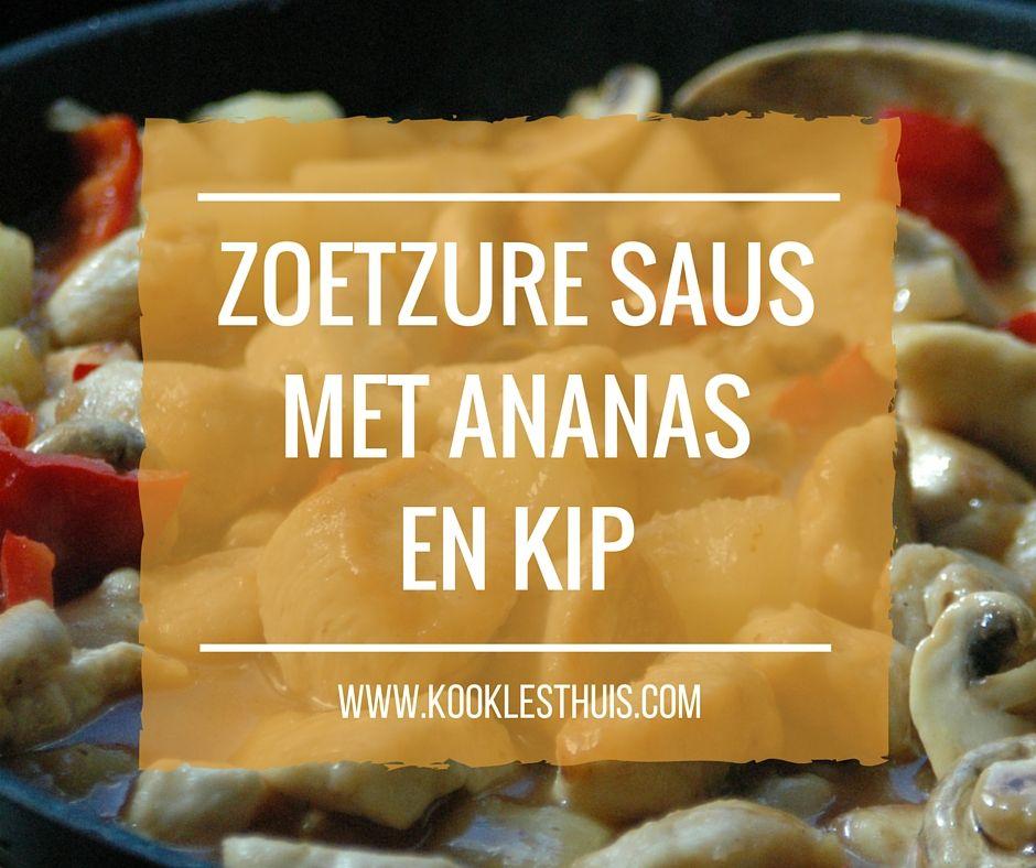 Zoetzure saus