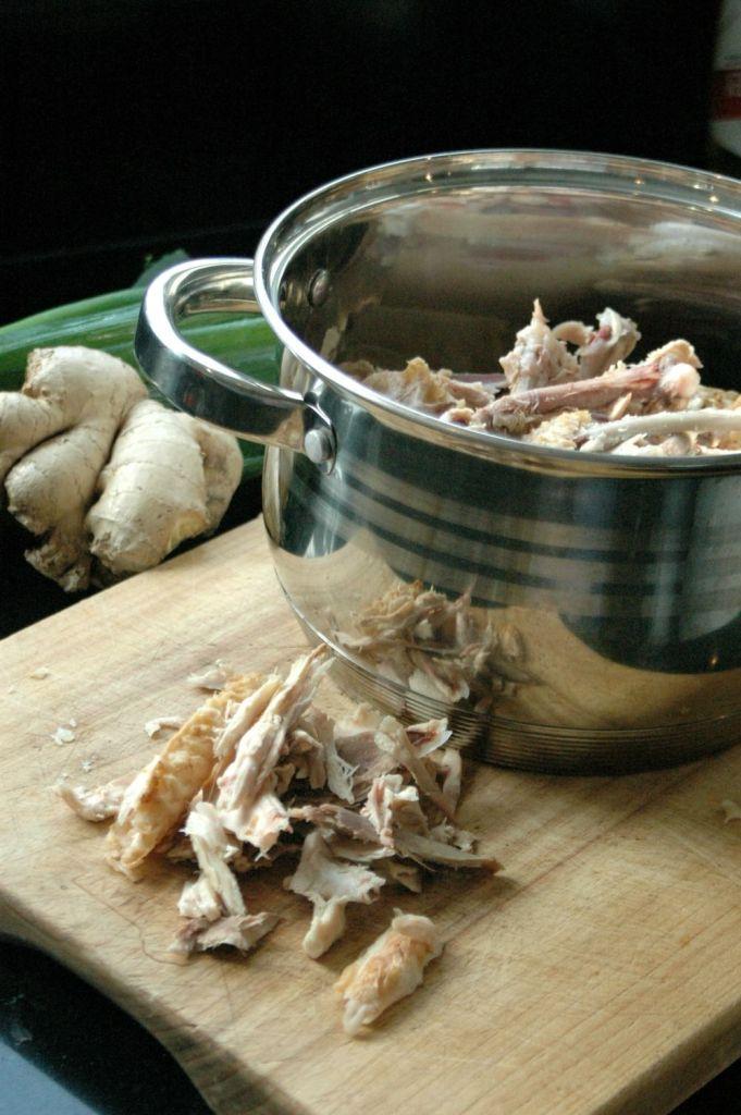 Kippensoep zelf maken