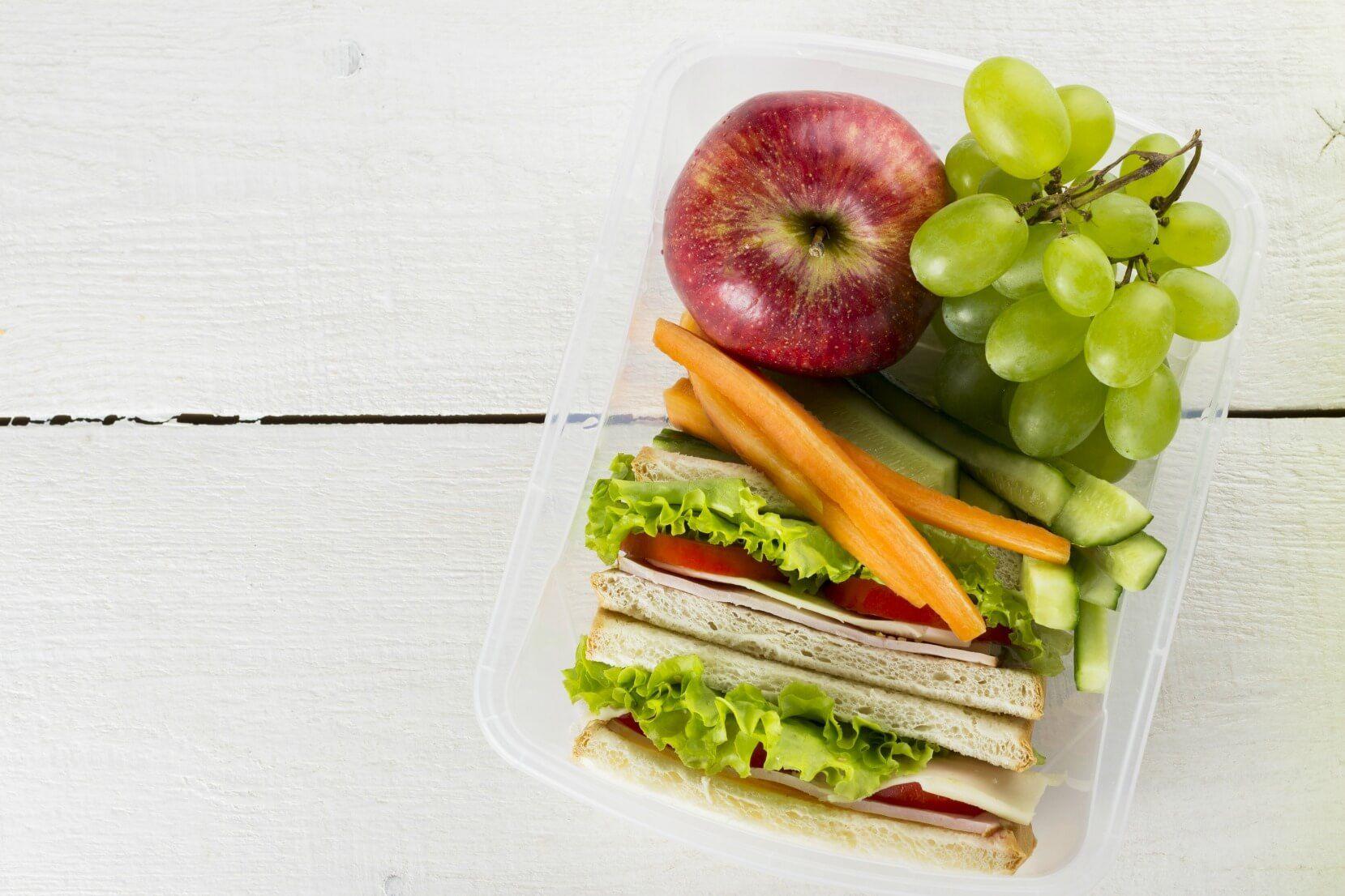 makkelijke lunch ideeen
