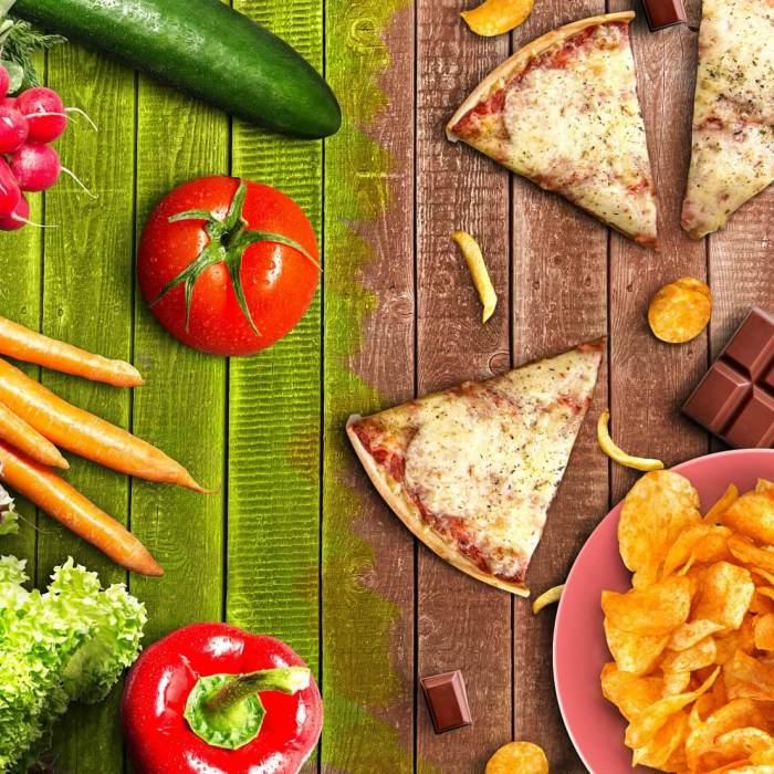 3 redenen waarom gezond eten niet lukt