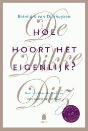 Etiquette boek