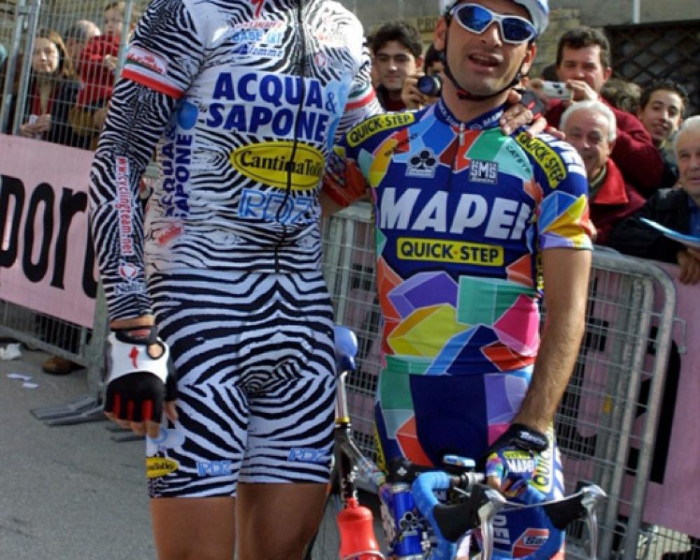 Mario Cipollini le géant