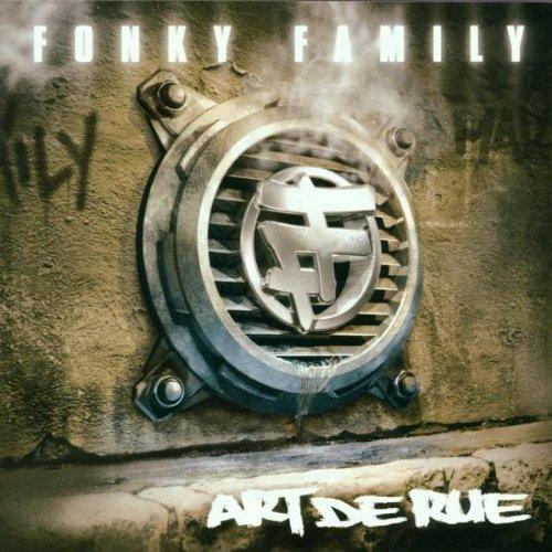 Album Rap français : FF - Art de rue