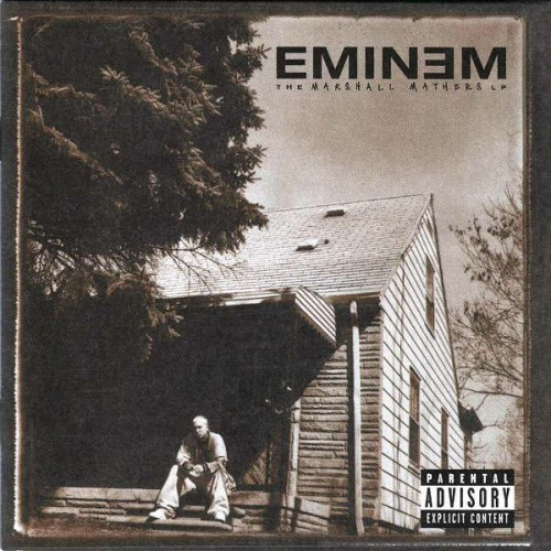 Eminem - Album Rap US