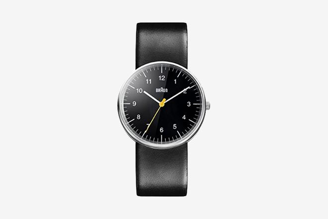 Montres minimalistes - Braun