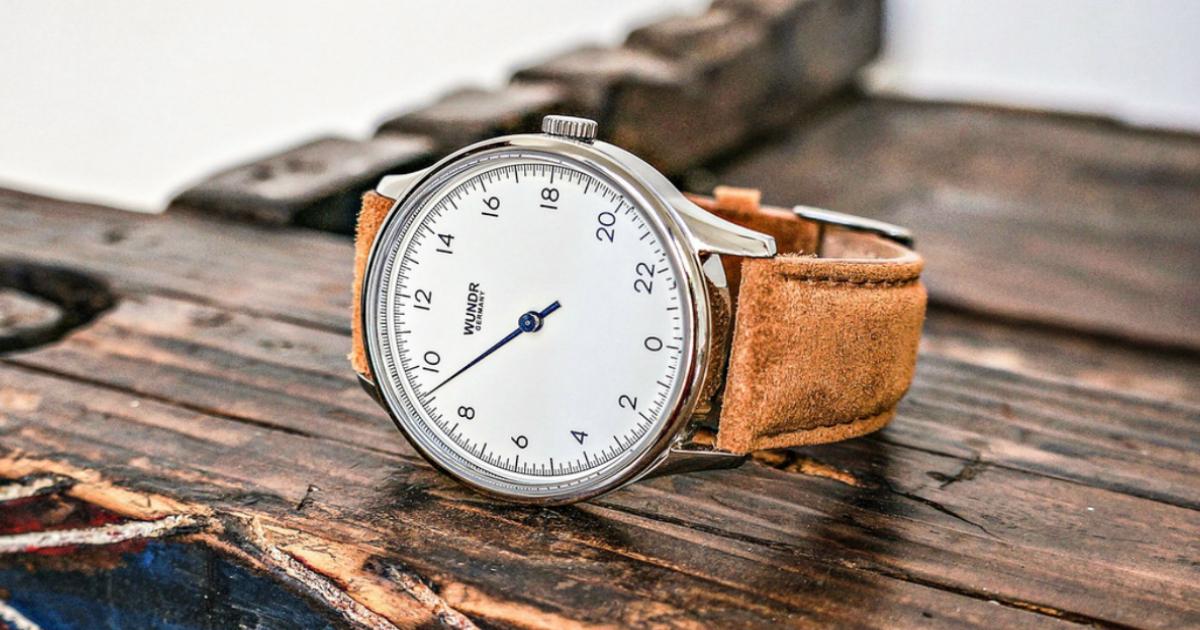 Wundrwatch kickstarter