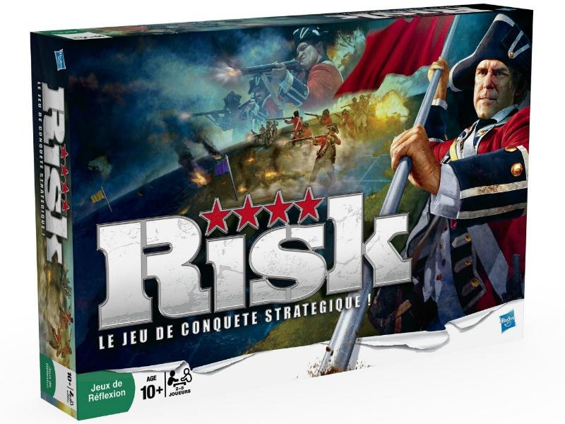 Meilleurs jeux de societe - Risk