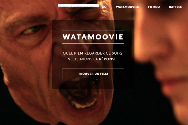 Quel film regarder - Trouver un film avec Watamoovie