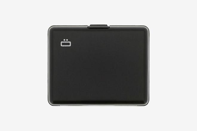 Portefeuille minimaliste en métal Ogon