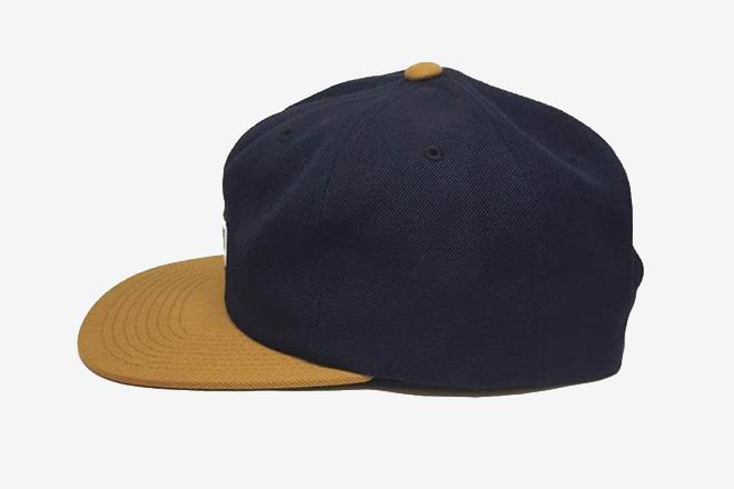 Formes de casquettes - Visière plate