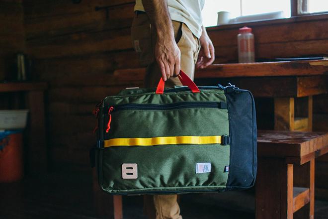 SACS DE VOYAGE HOMME - TOPO Design Travel Bag