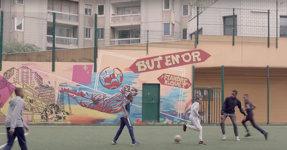 Reportages Documentaires Football - Cover