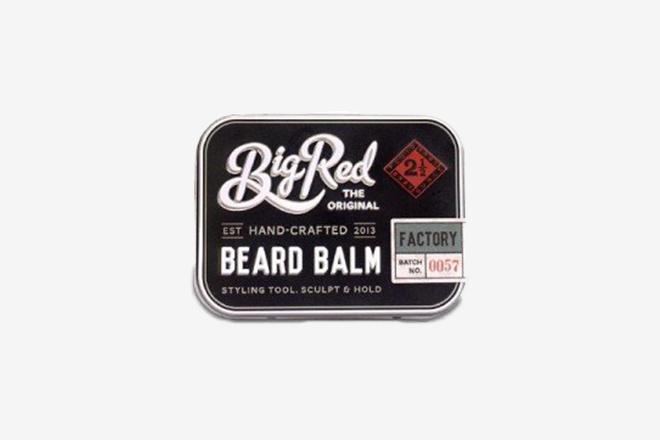 Baumes à barbe - Big Red