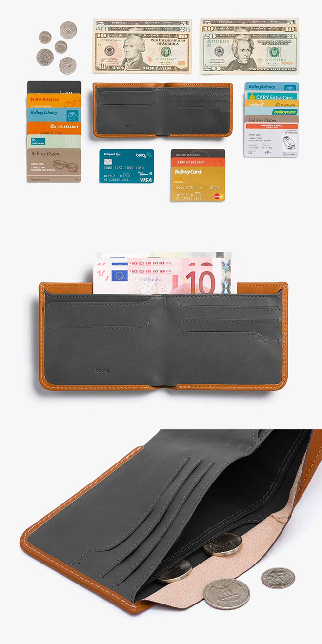 Portefeuille Hide and Seek de Bellroy