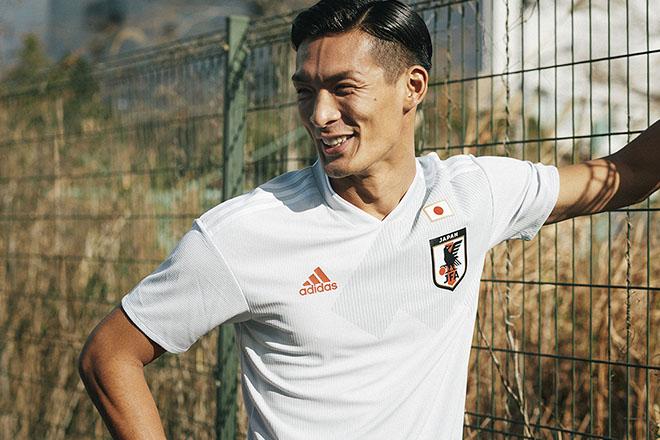 Japon - Maillot extérieur Coupe du Monde 2018