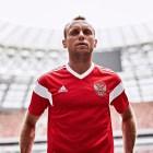 Les maillots de la coupe du monde 2018 en Russie