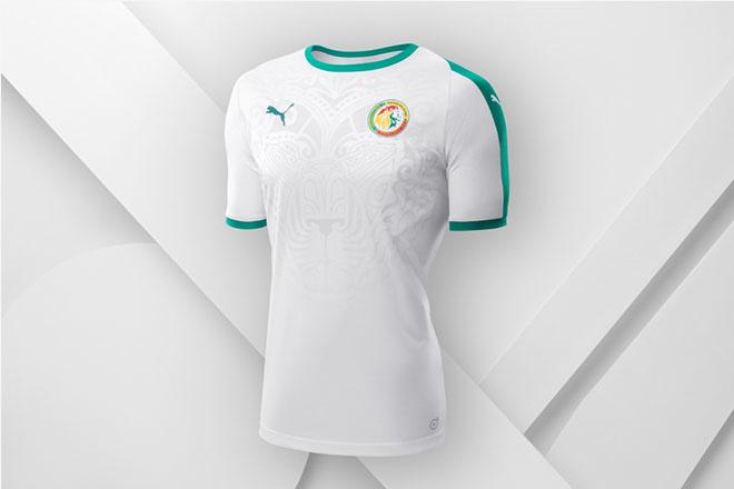Sénégal - Maillot extérieur Coupe du Monde 2018