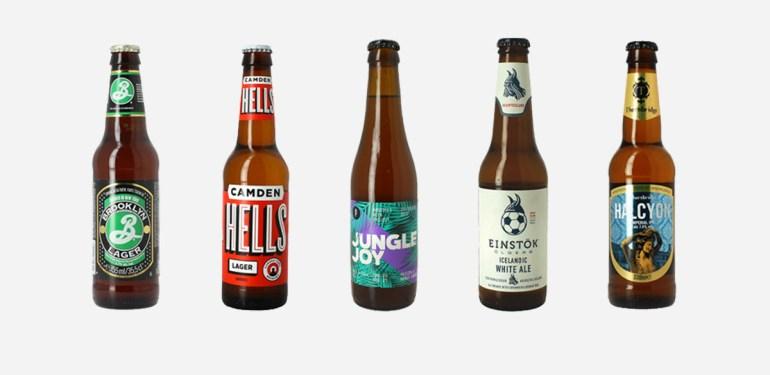 Bières légères parfaites pour l'été