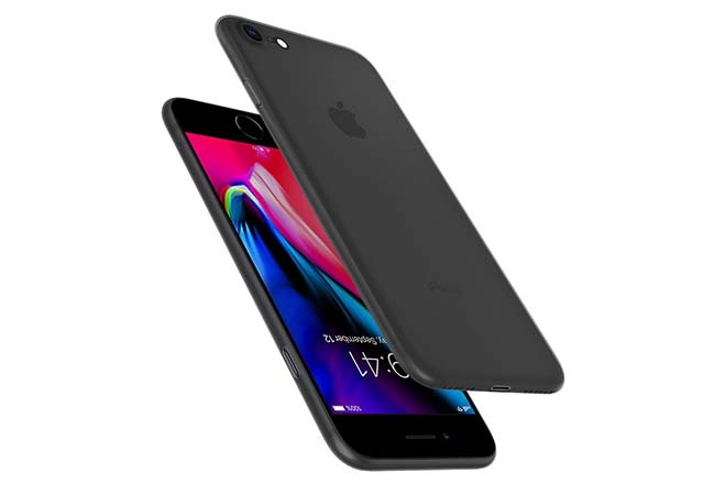 Coque d'iPhone 8 Ultra Fine - Spiegen