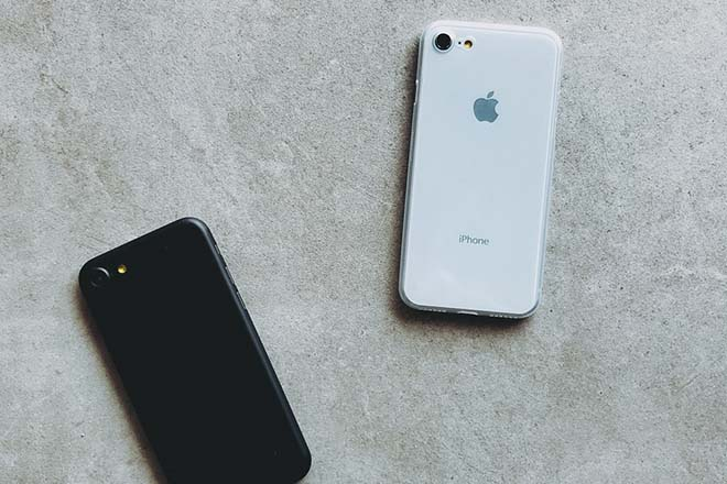 Coque d'iPhone 8 Ultra Fine - TDL