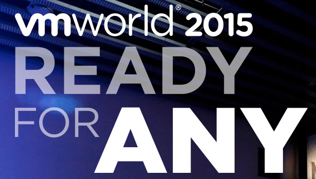 So You're Heading to VMworld 2015