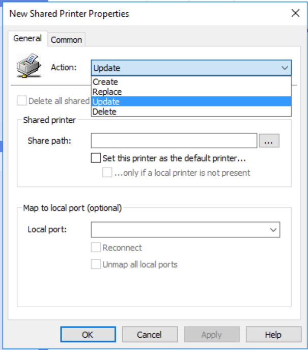 Making Managing Printers Manageable With Security Groups and Group Policy