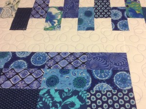 Jilly Anderson blue quilt