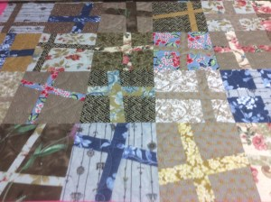 Julie child quilt