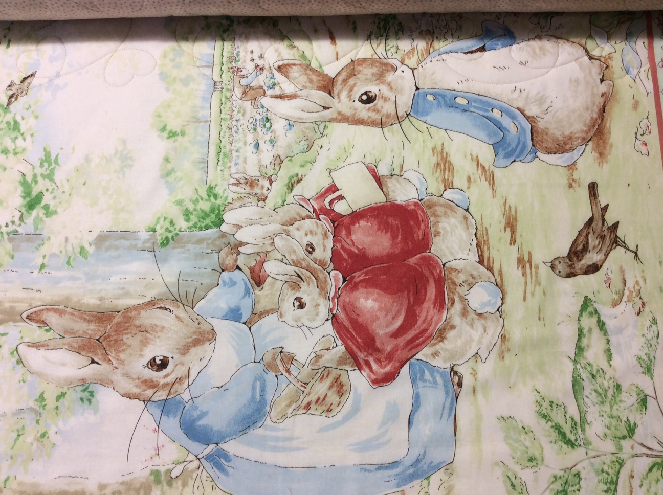 peter rabbits triplet sisters - HD 1296×968
