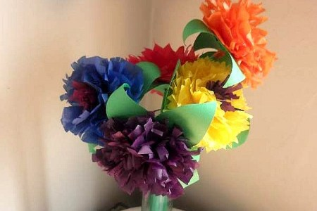 Blue flowers 2018 how to make mexican paper flowers blue flowers how to make mexican paper flowers the flowers are very beautiful here we provide a collections of various pictures of beautiful flowers charming mightylinksfo