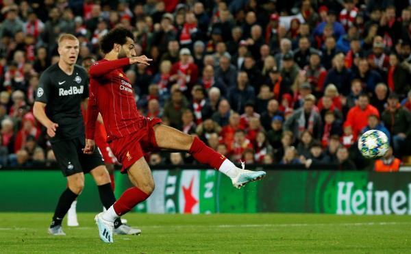 ليفربول يفوز على ضيفه ريد بول سالزبورج (4-3) 25