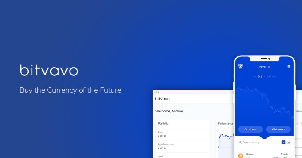 Bitvavo Cryptocurrency broker