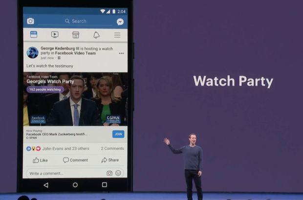 Facebook'un Yeni Video Özelliği: Facebook Watch Party Nedir?