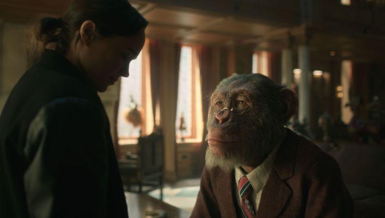 Netflix'ten Yeni Süper Kahraman Dizisi: The Umbrella Accademy