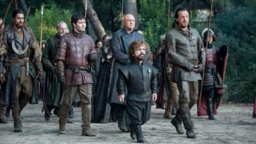 Game Of Thrones'un Yıldızları Final Sezonu için Birarada