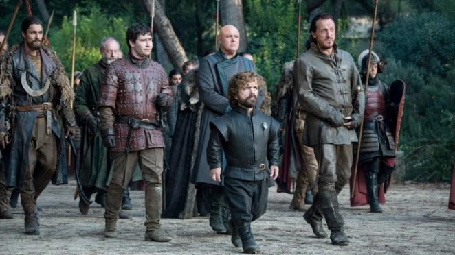 Game Of Thrones'un Yıldızları Final Sezonu için Bir Arada