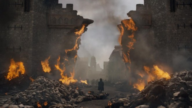 Game of thrones'un finali imza kampanyası